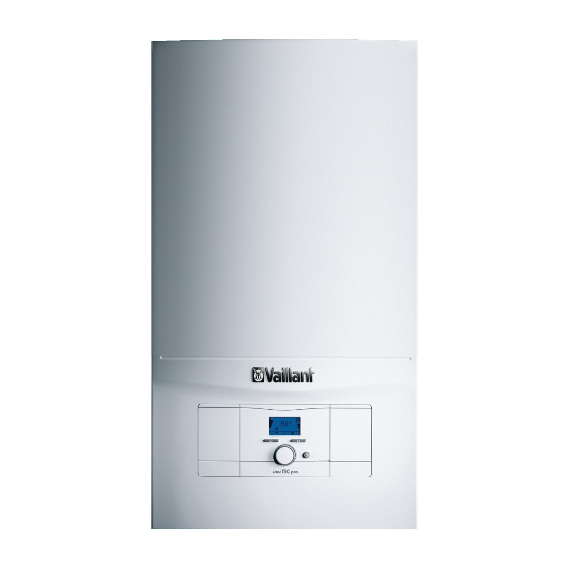 Котли газові традиційні, конденсаційні та електричні