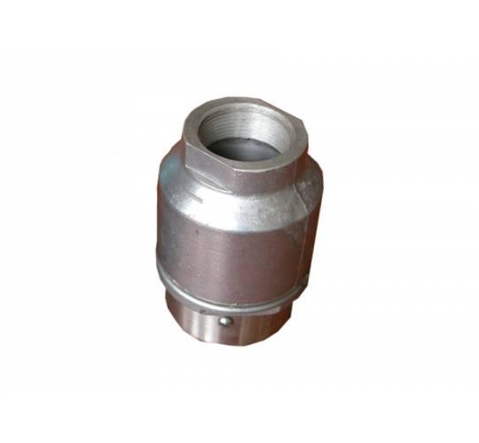 Клапана зворотні: односідельний НХІ-22.01.000, двохсідельний НХІ-22.02.000. Фото 1