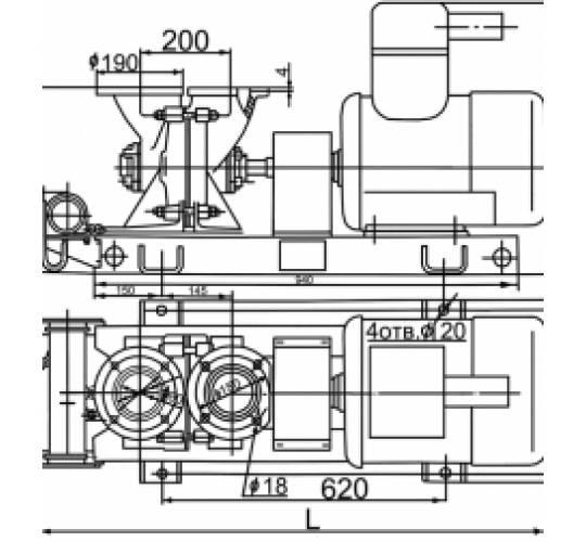 Агрегат електронасосний АВС-80. Фото 2